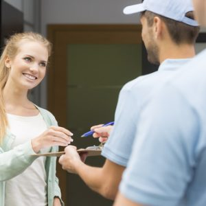 Odbiory i dowozy do klientów