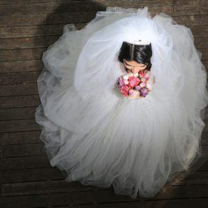 Czy oddanie sukni ślubnej do pralni to dobry pomysł?